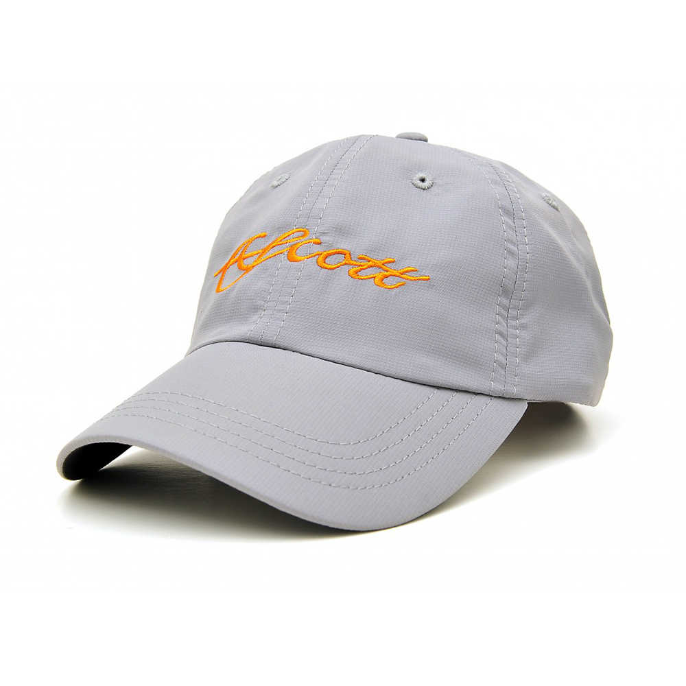 SCOTT PERFORMANCE GREY/ORANGE HAT