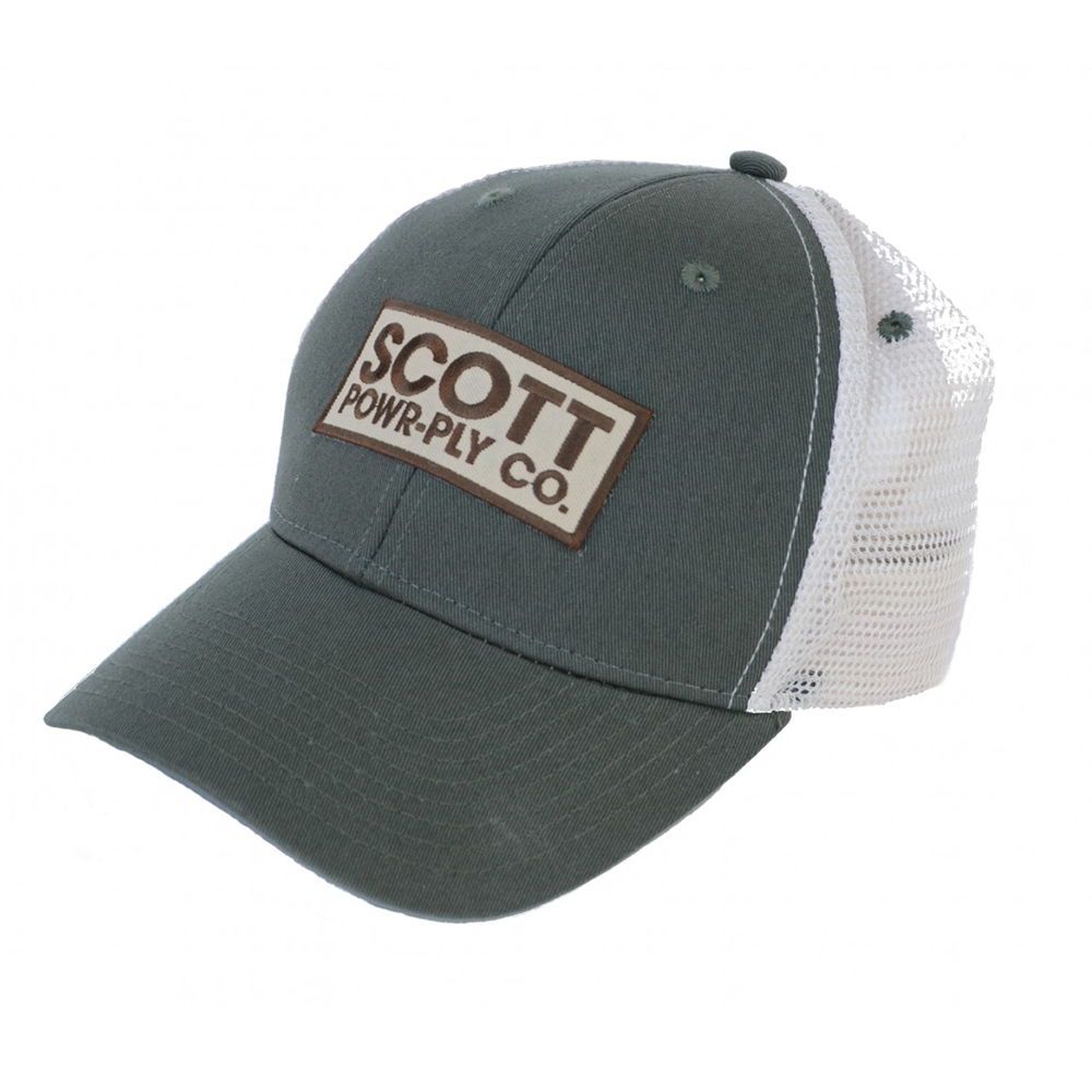 SCOTT POWR-PLY HAT