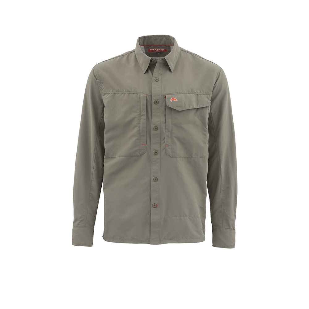 GUIDE LS SHIRT - SOLID