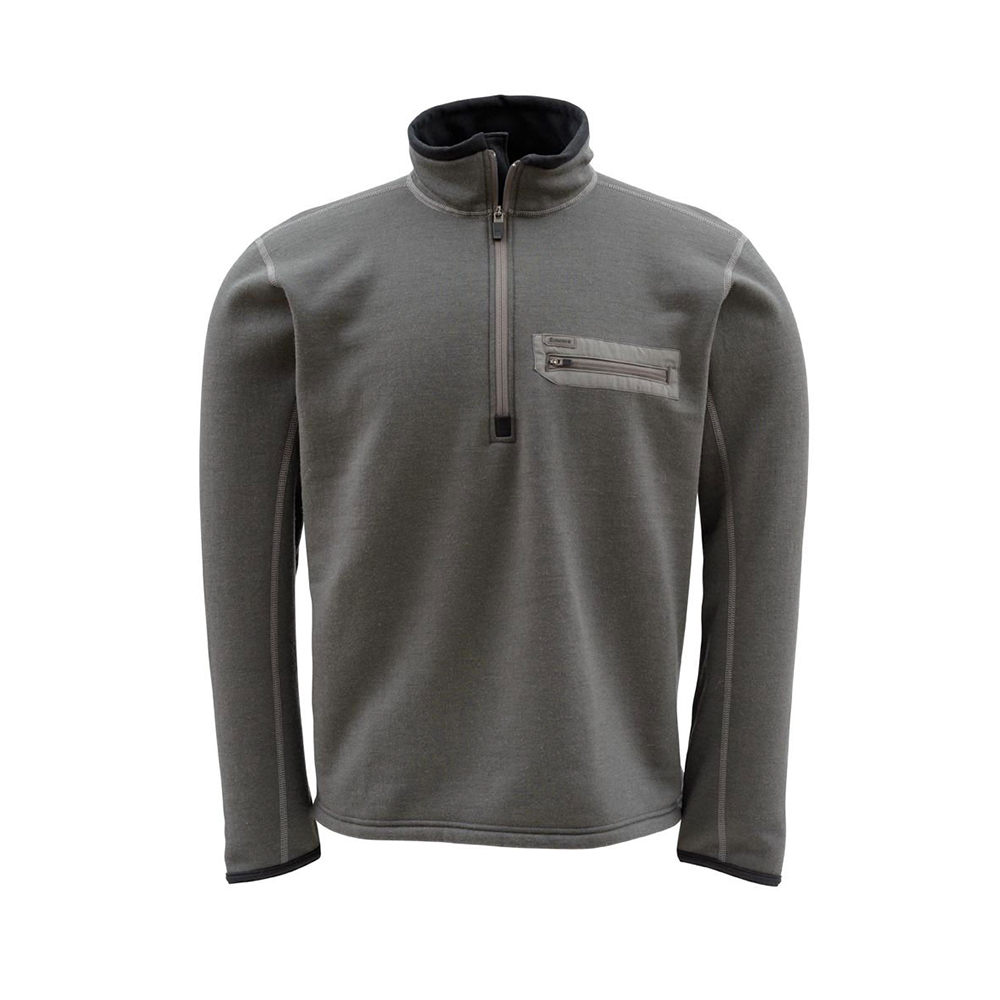 MONTANA TECHWOOL ZIP TOP