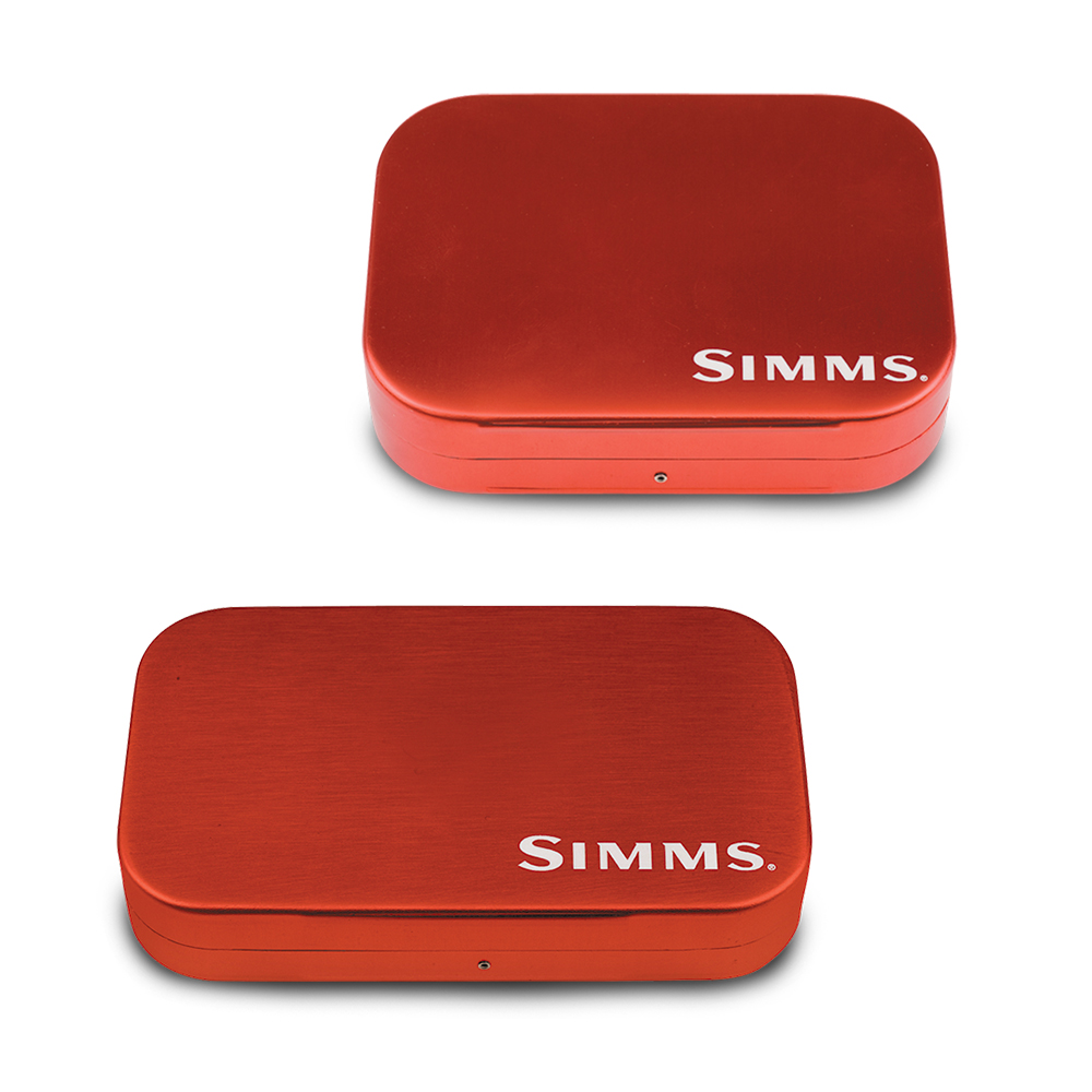 SIMMS WHEATLY FLY BOX