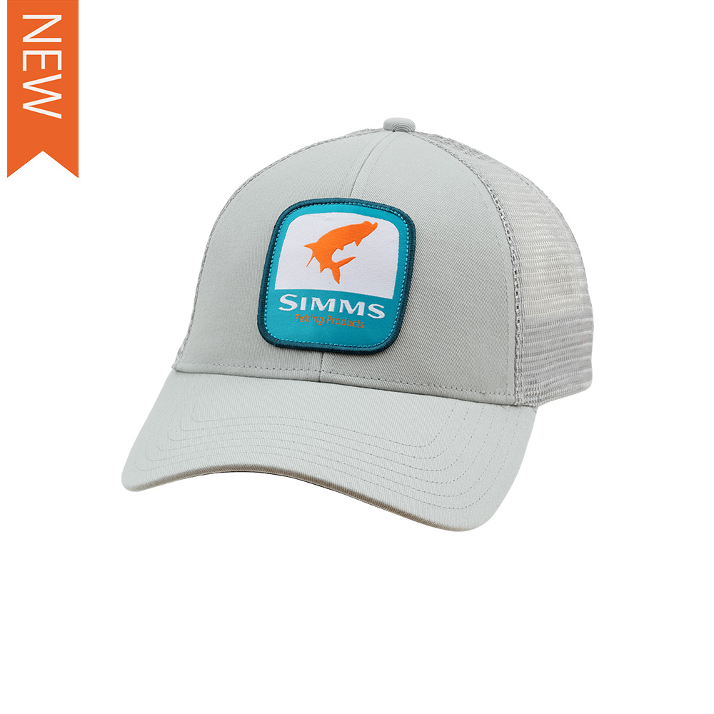 TARPON PATCH TRUCKER