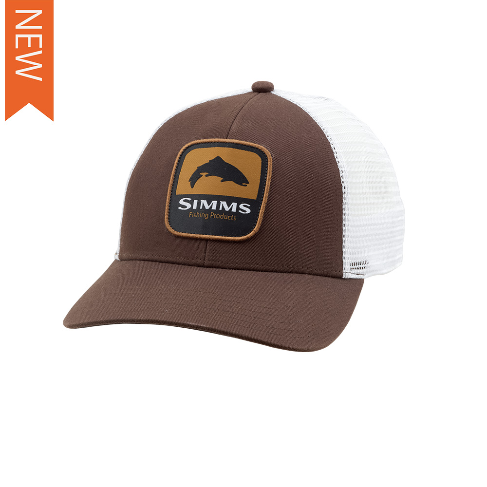 TROUT PATCH TRUCKER