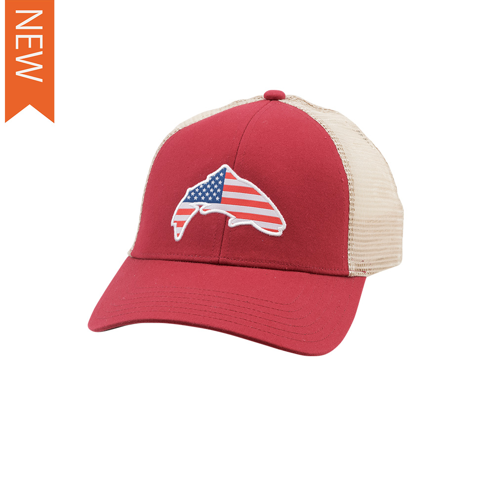 USA PATCH TRUCKER