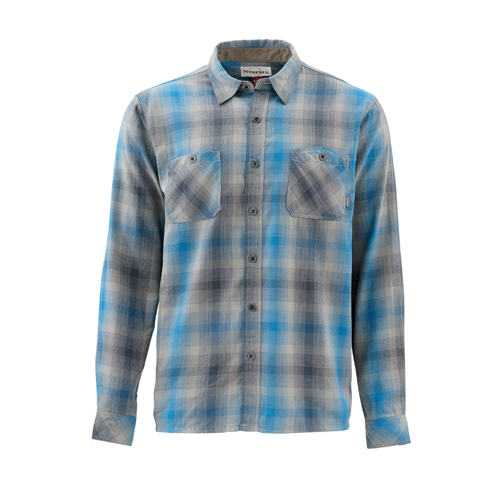 BLACK'S FORD FLANNEL LS SHIRT