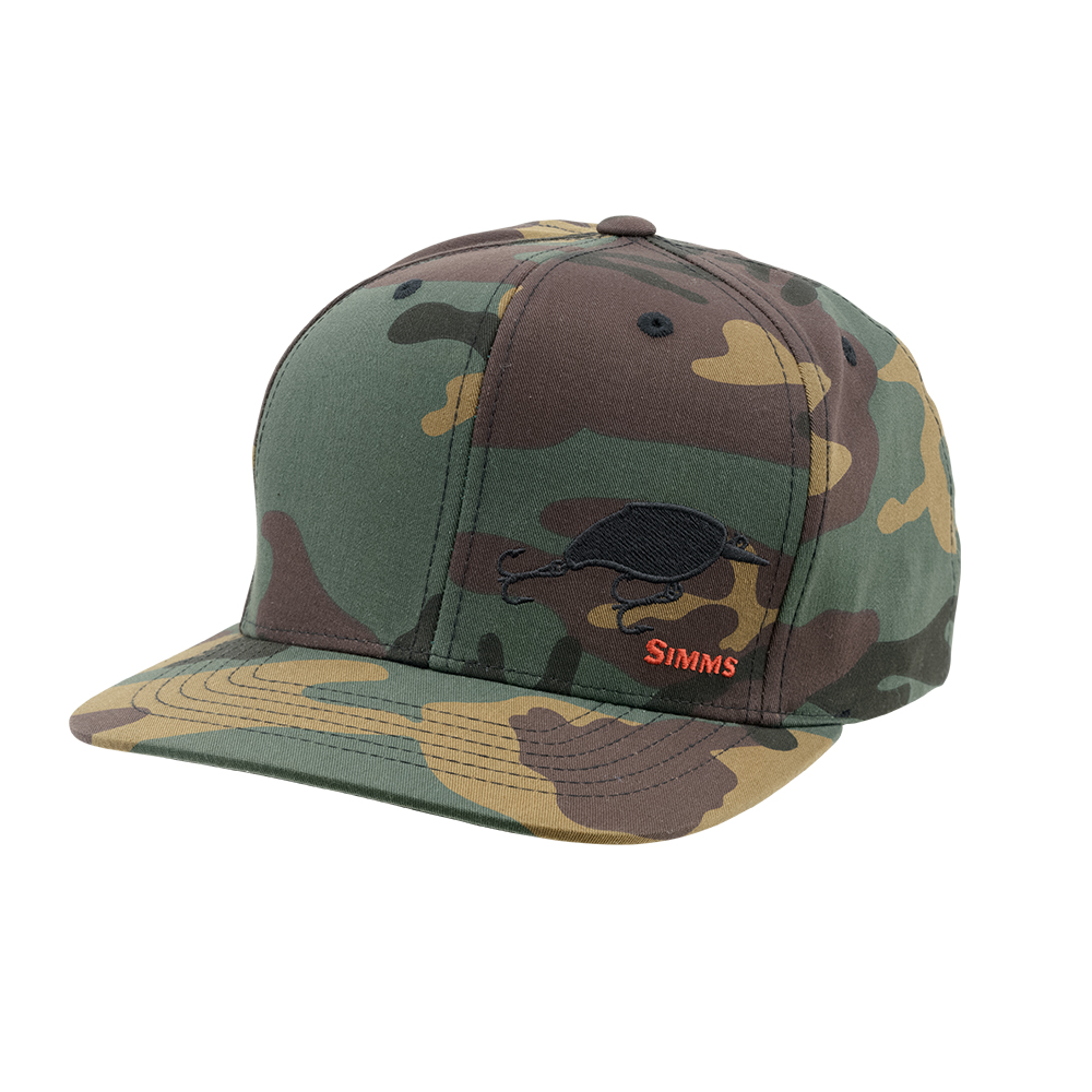 COTTON TWILL SNAPBACK