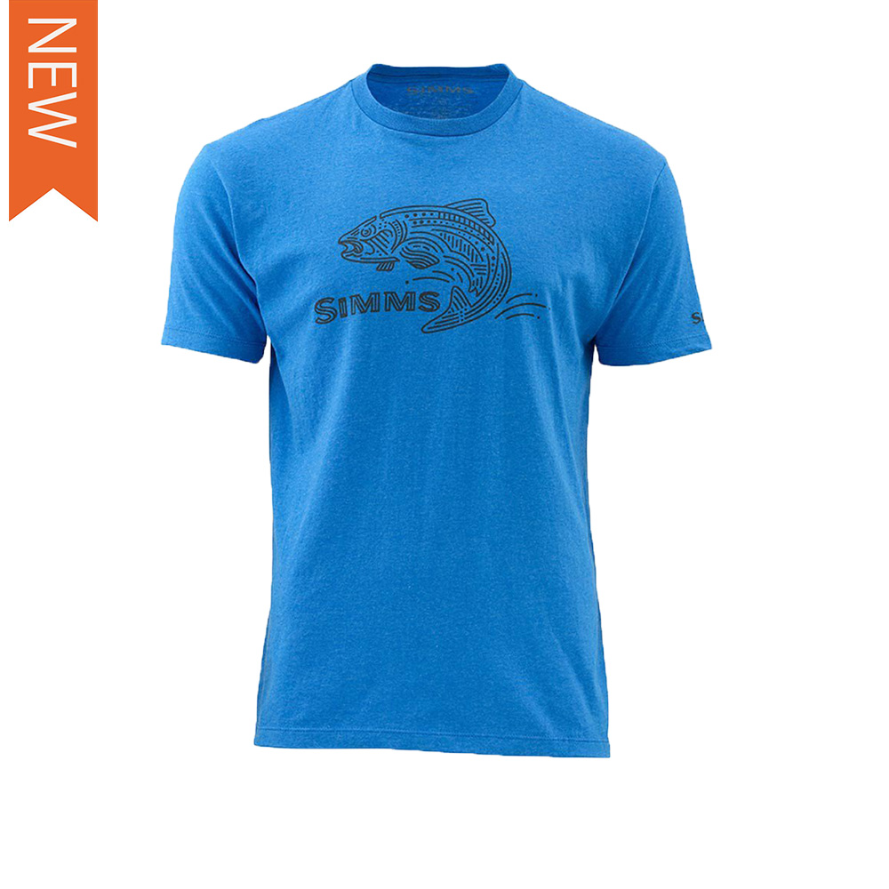 TROUT LINES SS TEE