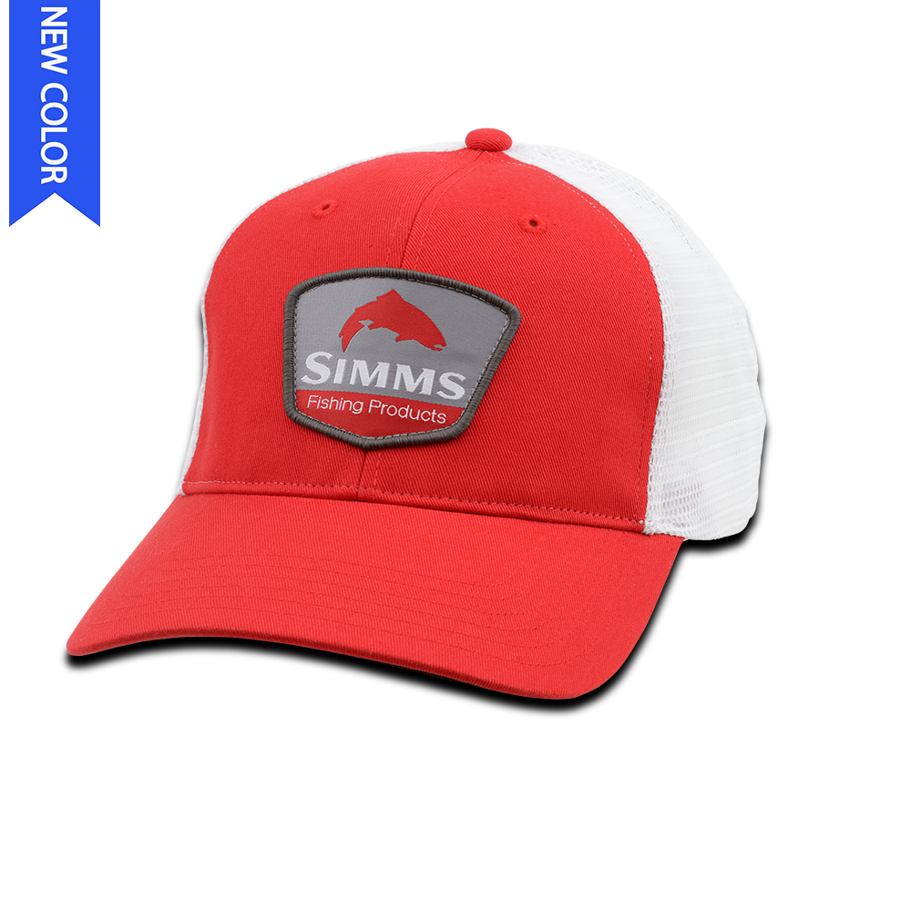 PATCH TRUCKER CAP
