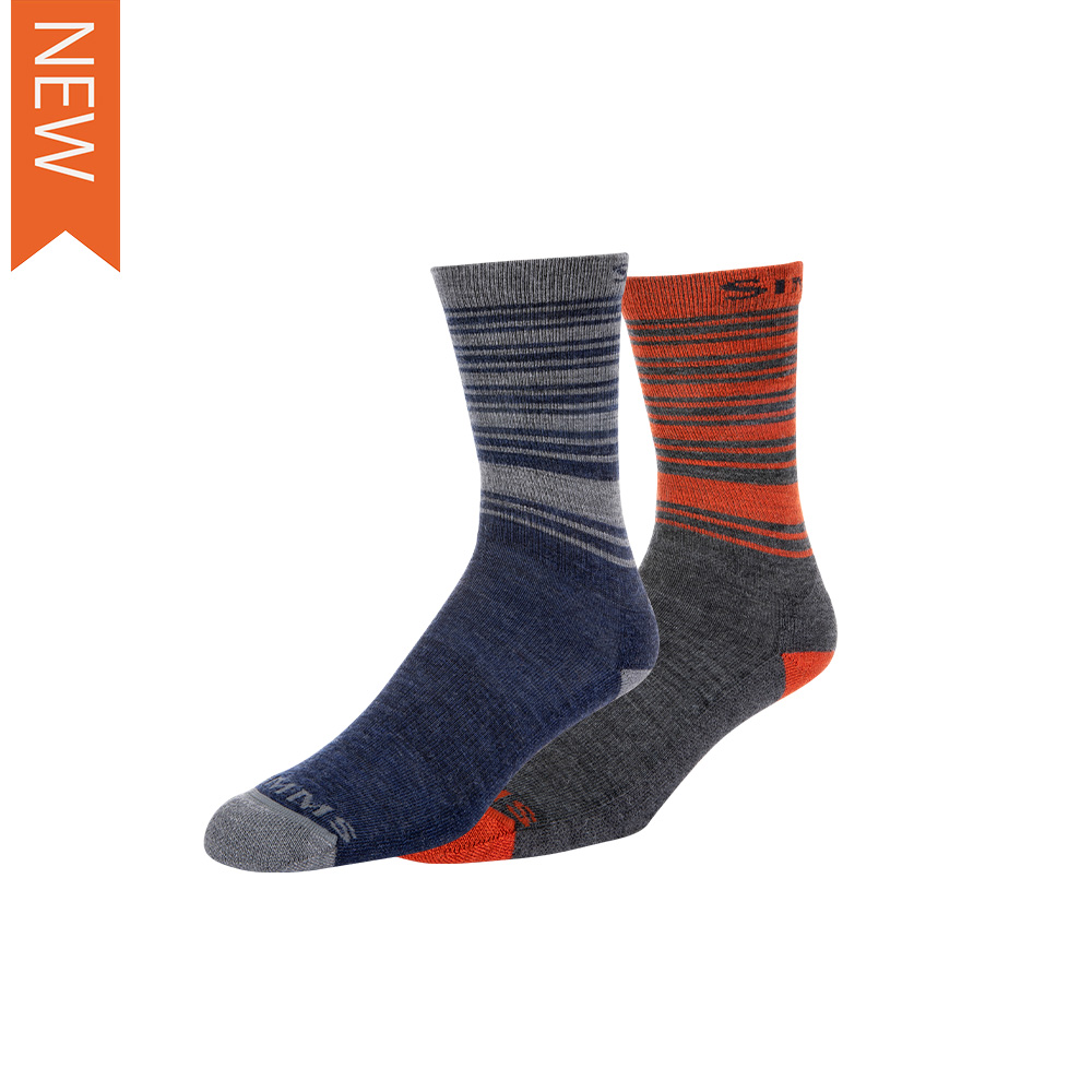 MERINO LIGHTWEIGHT HIKER SOCK 2-PACK