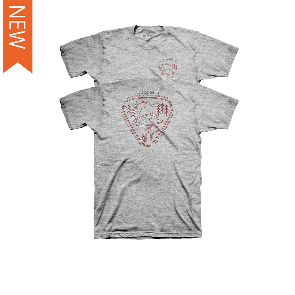 TROUT PASSION T-SHIRT