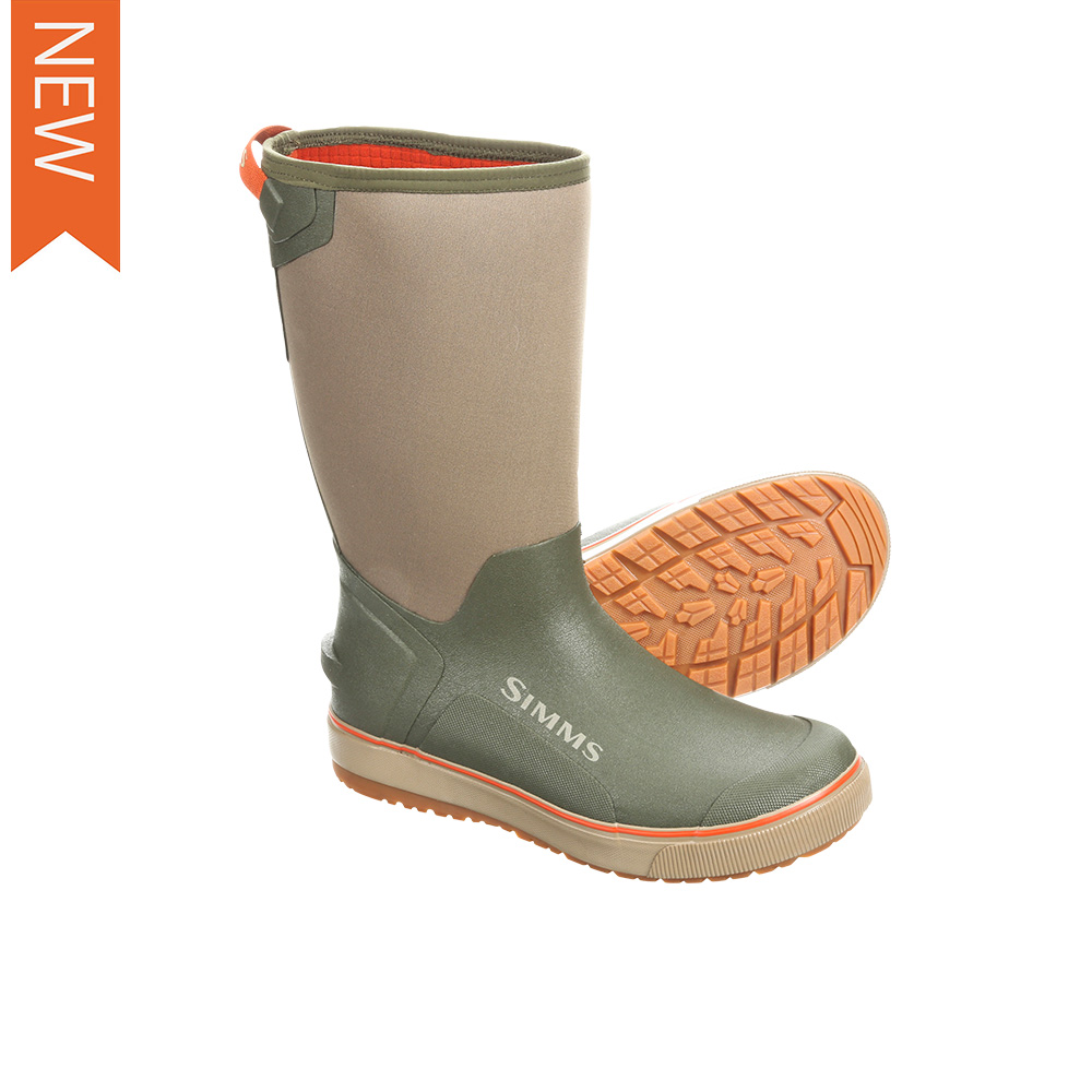 RIVERBANK PULL-ON BOOT - 14