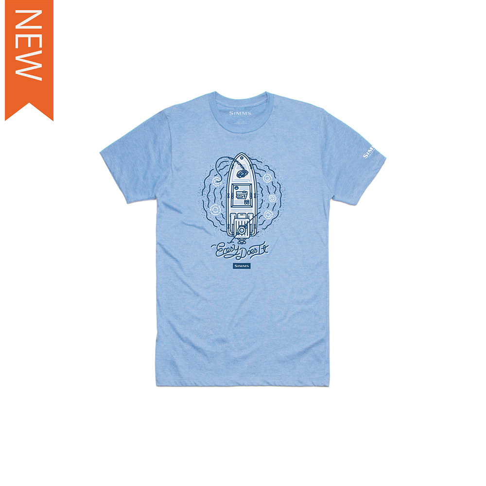 YOUTH EASY DOES IT T-SHIRT