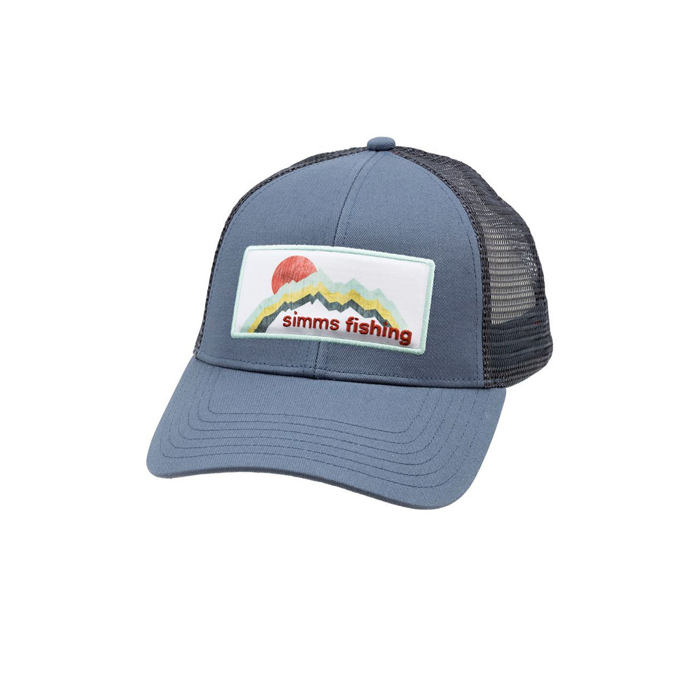 SMALL FIT FORM PATCH TRUCKER