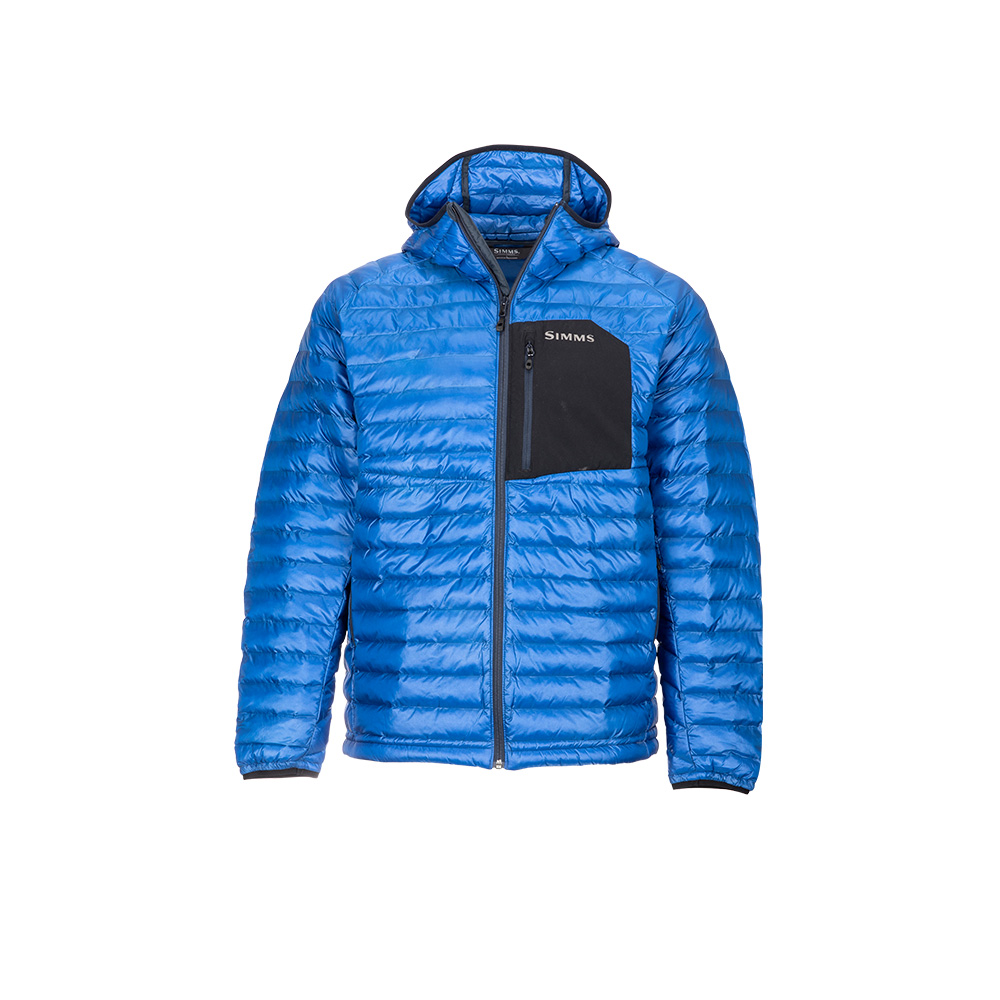EXSTREAM HOODED JACKET