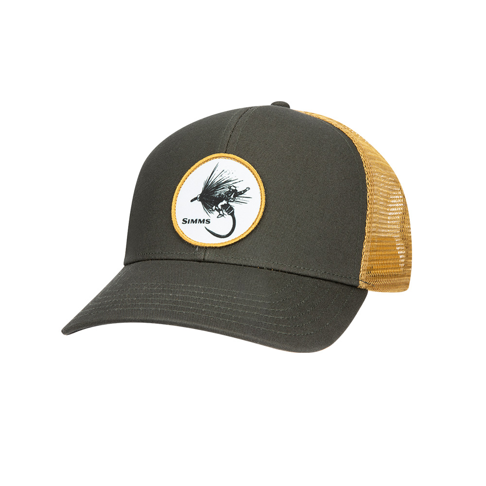 DRYFLY RODEO PATCH TRUCKER